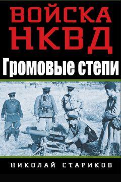 Николай Стариков - Громовые степи